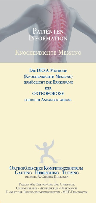 Die DEXA-Methode