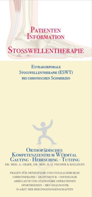 Stosswellentherapie